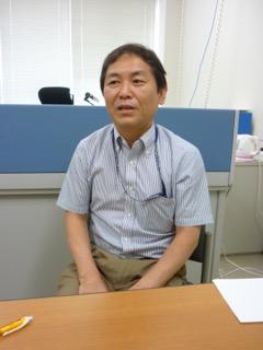 応用化学科 吉村 治 教授