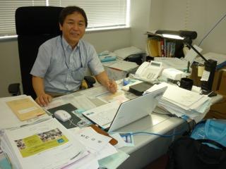 「学生がしたい研究はノーと言わない」と吉村先生