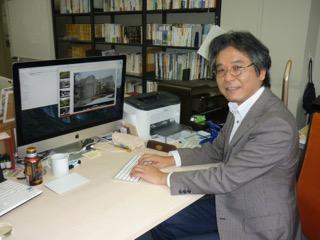 「風景の維持は社会の維持」と山田先生