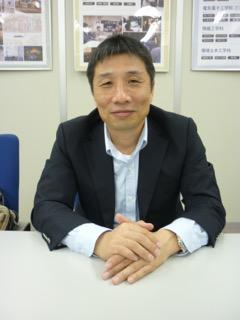 応用バイオ学科 樋口 正法 教授