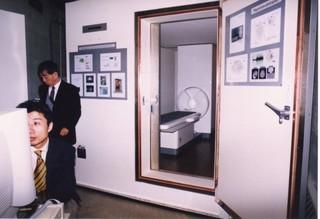 MITに設置された脳磁計