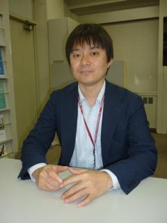 環境土木工学科 花岡 大伸 准教授