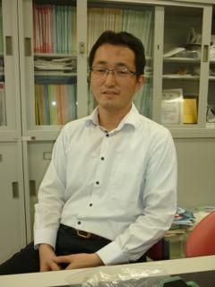 機械工学科 斉藤 博嗣 教授