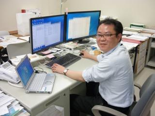 「子供の頃から研究者になりたかった」という池永先生
