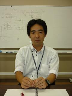 電気電子工学科 河野 昭彦 准教授