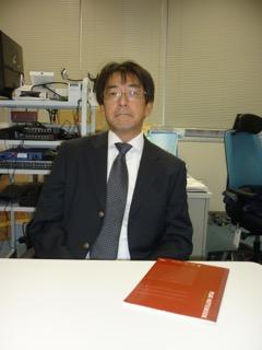 情報工学科 黒瀬 浩 教授