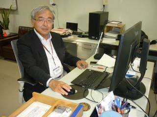 「先祖は加賀藩の足軽」という松井先生
