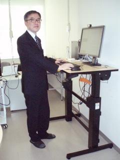 情報工学科 中野 淳 教授
