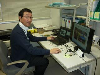 「広範囲に研究をしてきました」と中沢先生