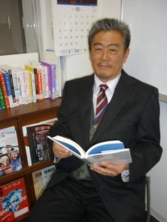 齋藤先生は「新しい波を学生達と探したい」と話す