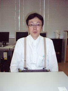 メディア情報学科 千石 靖 教授