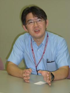 ロボティクス学科 竹井 義法 教授