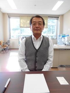 電気電子工学科 漆畑 広明 教授